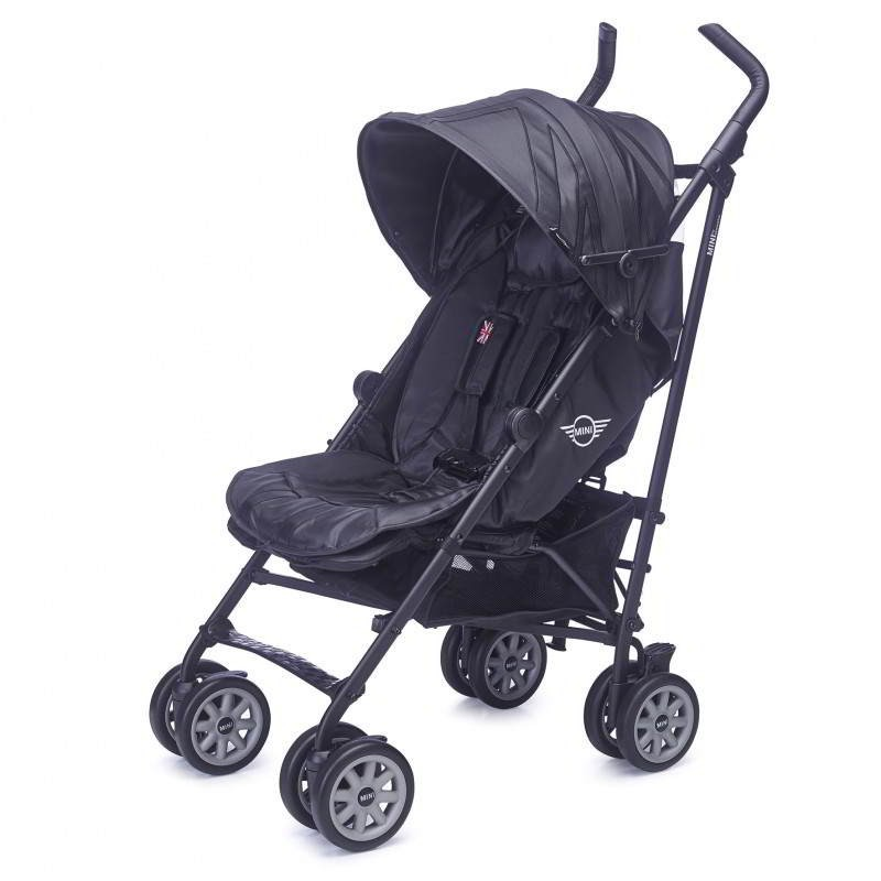Silla paseo mini buggy xl midnight black - Silla paseo xl ...