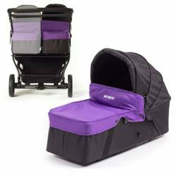 Capazo Principal Easy Twin Morado de Baby Monsters
