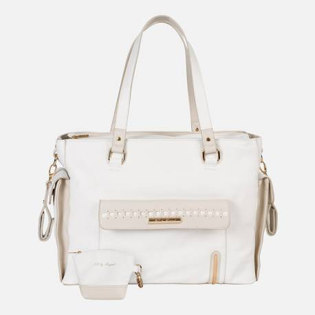Bolso Cosy Cotton Crudo