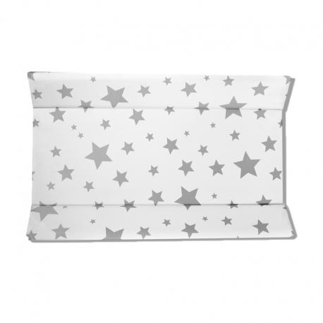 Cambiador Flexible Estrellas Fondo Blanco