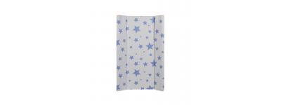 Cambiador Bañera Rigido 5983518 Estrellas Azules de Plastimyr