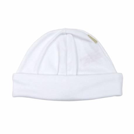 Gorro Tricot Liso Blanco T.0 de Cambrass