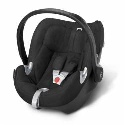 Silla de Auto G/0 + Aton Q Plus Happy Black | black