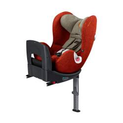 Silla de Auto Sirona Autumn Gold/Burnt Red