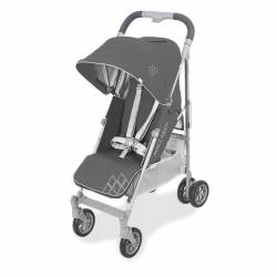 Silla Paseo Techno ARC Charcoal/Silver