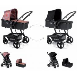 Coche Bebe Quantum Top Ethnic de Be Cool