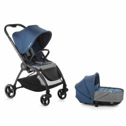 Coche Bebe Duo Outback Be Solid-Ink