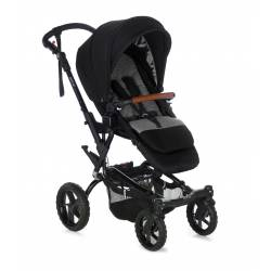Silla Paseo Crosswalk-R Jet Black