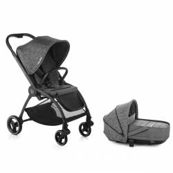 Coche Bebe Duo Outback Be Solid-Melange