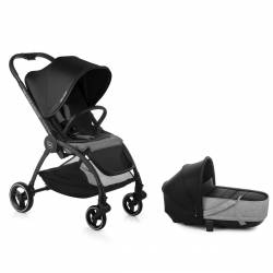 Coche Bebe Duo Outback Be Solid-Black