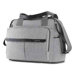 Bolso Dual Bag Silk Grey