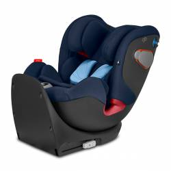 Silla De Coche Uni-All Night Blue/Navy Blue