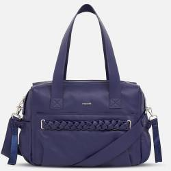 Bolso Trenza Sweet Baby Night Blue