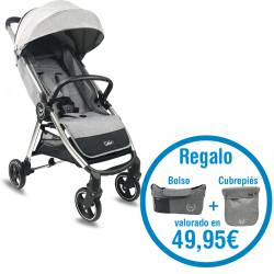 Silla Paseo Nano City Star Grey
