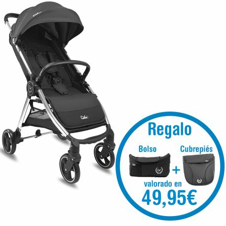 Silla Paseo Nano City Star Black