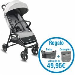 Silla Paseo Nano City Black Grey