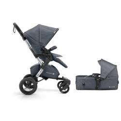 Coche Bebe Duo Baby Set Neo+Scout Steel Grey