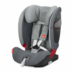 Silla De Coche Everna-Fix 619000351 London Grey/Light Grey