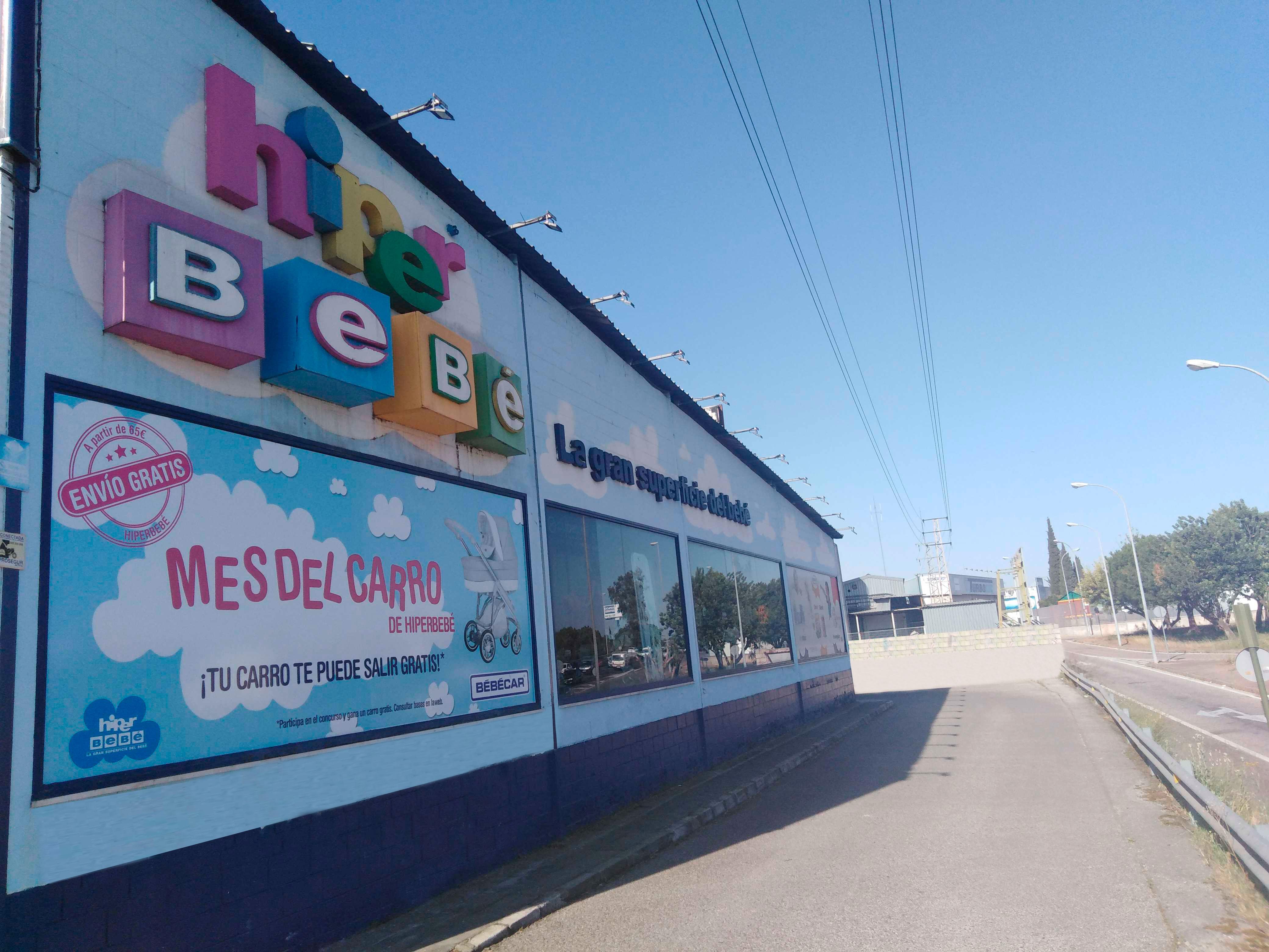 Tienda bebe Sevilla
